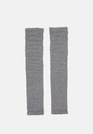 LIZ - Leg warmers - light grey