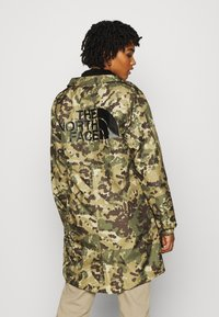The North Face - TELEGRAPHIC COACHES JACKET - Parka - burnt olive green - 2