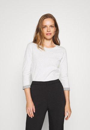 Maglietta a manica lunga - off-white