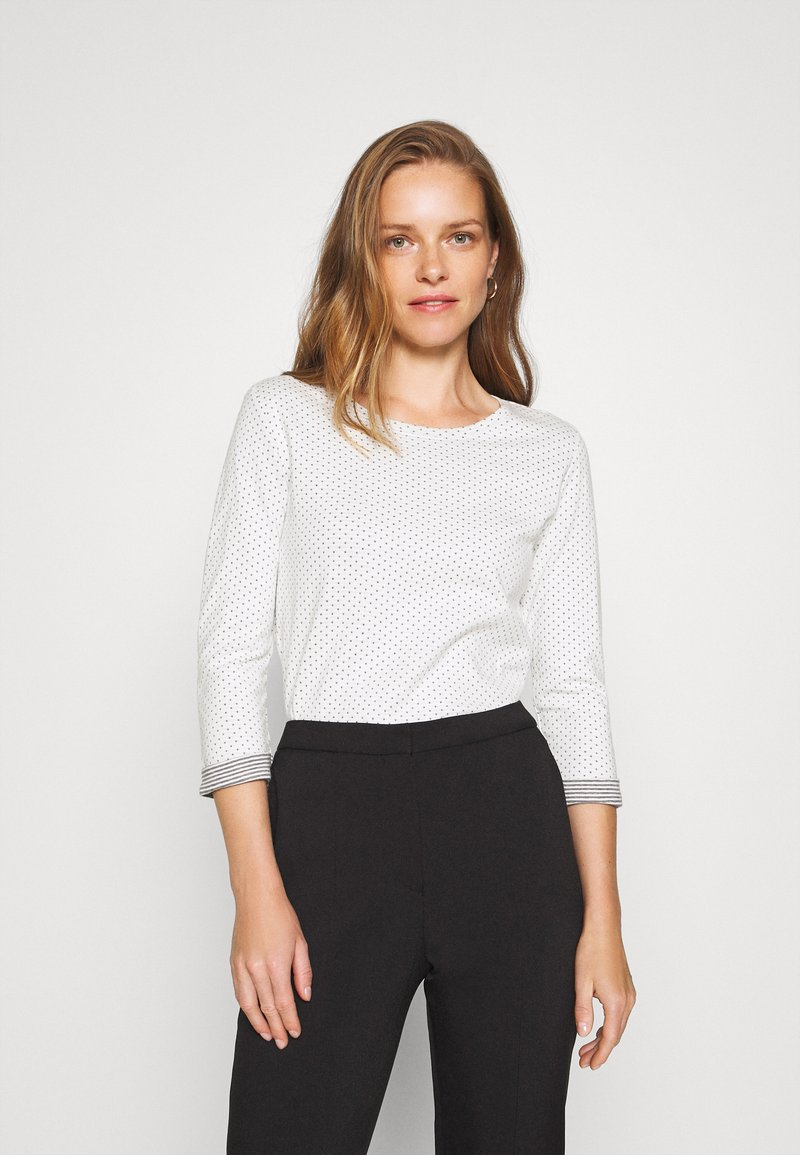 Esprit - Maglietta a manica lunga - off-white