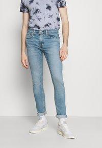 Levi's® - 512™ SLIM TAPER LO BALL - Slim fit jeans - light blue denim - 0