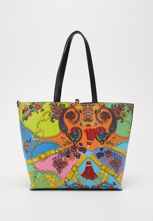 Shopping bag - multi-coloured