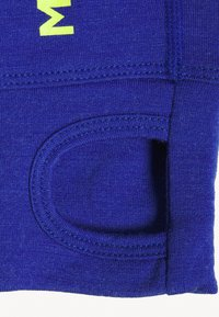 Mons Royale - TRAVERSE FULL ZIP HOOD - Training jacket - ultra blue/black - 9