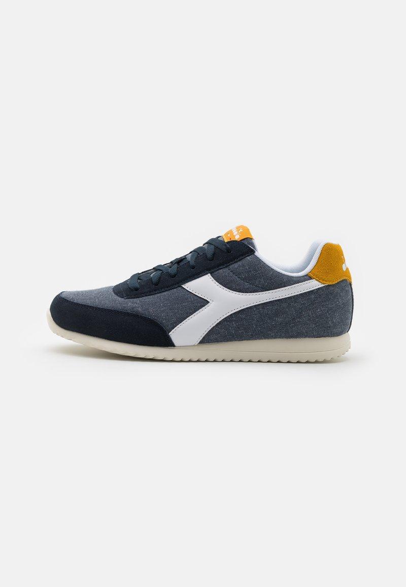 Diadora - JOG LIGHT - Sneakers - blue denim/whisper white