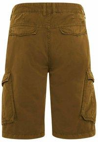 camel active - REGULAR FIT - Shorts - cinnamon - 8