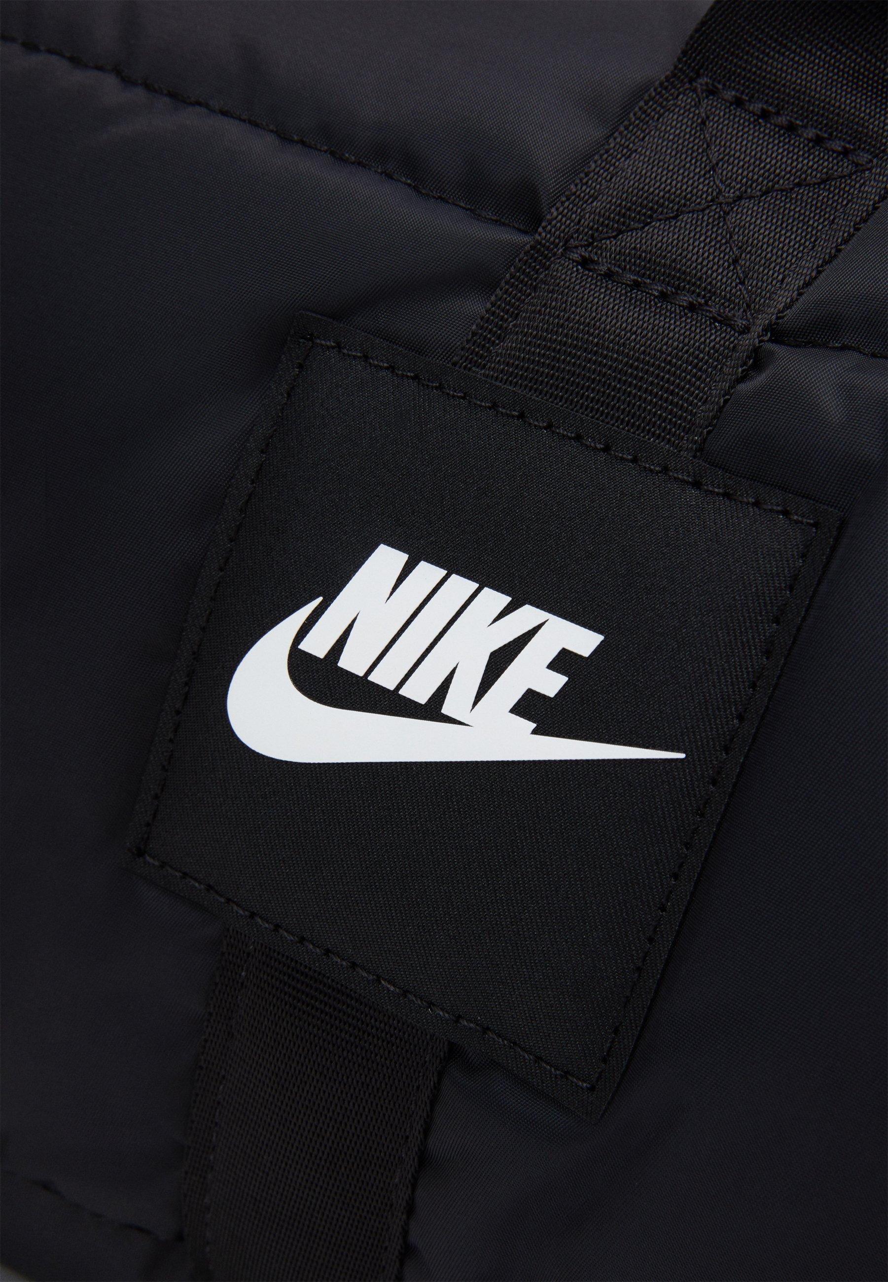 Nike Sportswear HERITAGE - Treningsbag - black/white/svart yoIr1wkJffj0aUg