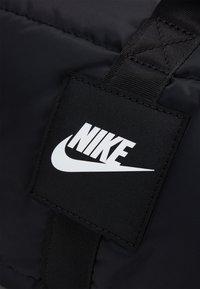 Nike Sportswear - HERITAGE - Torba sportowa - black/white - 3