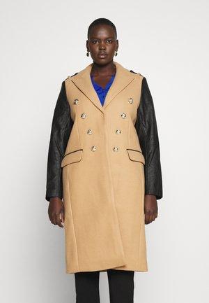 Manteau classique - camel