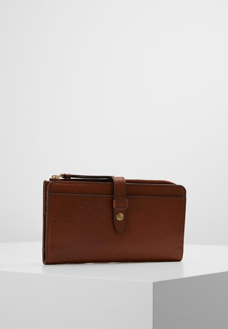 Fossil - FIONA - Wallet - medium brown