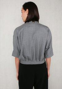jeeij - BATWING  - Blazer - light grey - 1