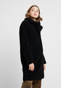 ONLY - ONLEMMA COAT  - Vinterfrakker - black - 0