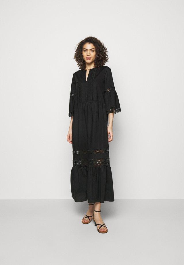 ABITO LUNGO - Długa sukienka - nero