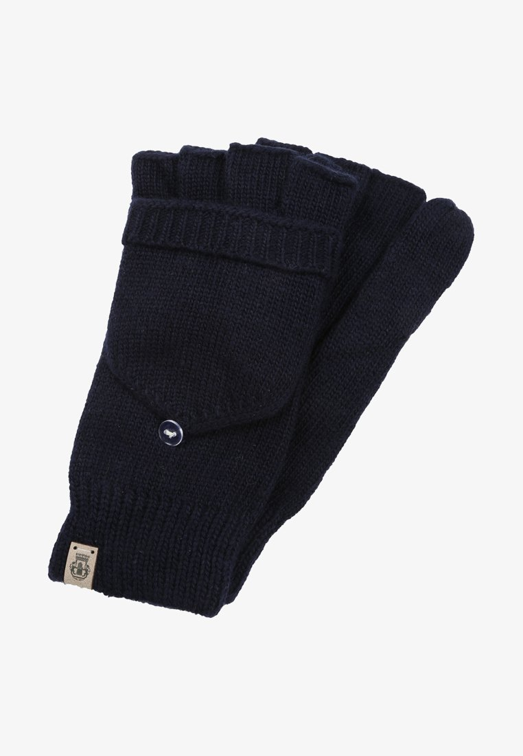Roeckl - Fingerless gloves - navy