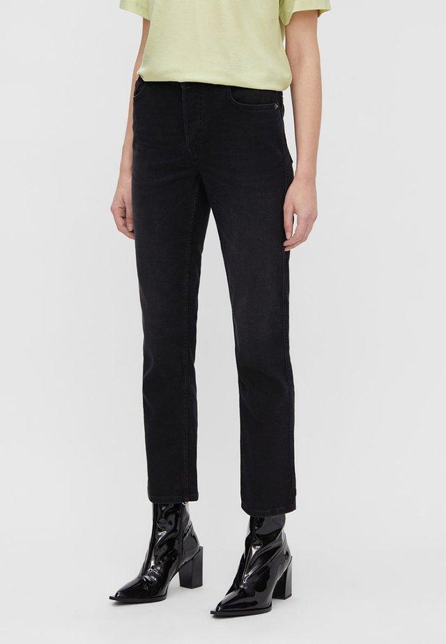 JLI - Jean bootcut - black