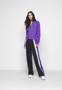 Fila Tall - MARCY HALF ZIP - Collegepaita - ultra violet - 1