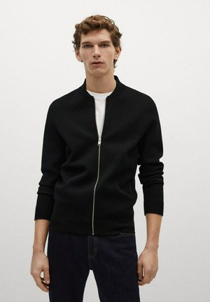 LUXUSC - Cardigan - schwarz
