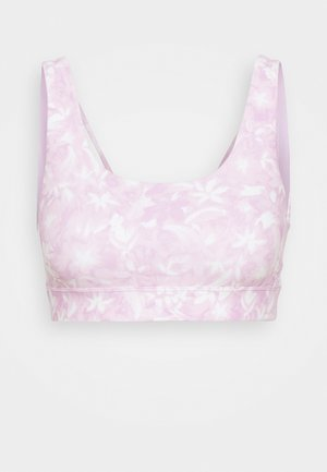 CUTOUT BACK  - Sujetador deportivo - brushed bouquet blossom