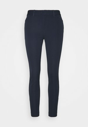 BISTRETCH LONG - Trousers - true indigo
