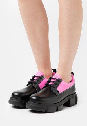 VELAR SHOE  - Zapatos de vestir - black