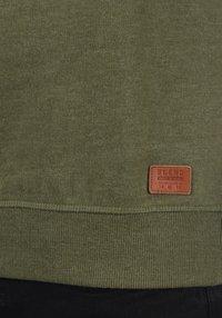Blend - SWEATSHIRT ALEX - Sweatshirt - ivy green - 4