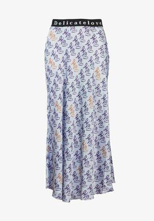 A-line skirt - pigeon