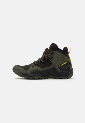 SAENTIS PRO WP - Outdoorschoenen - dark iguana/freesia
