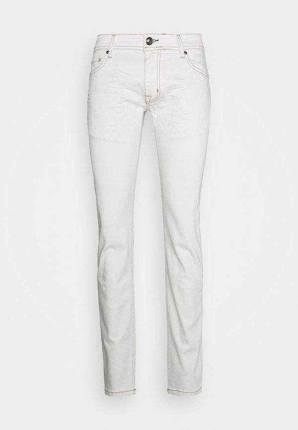 JOOP! HAMOND - Jeansy Slim Fit - white/biały Odzież Męska UZWX