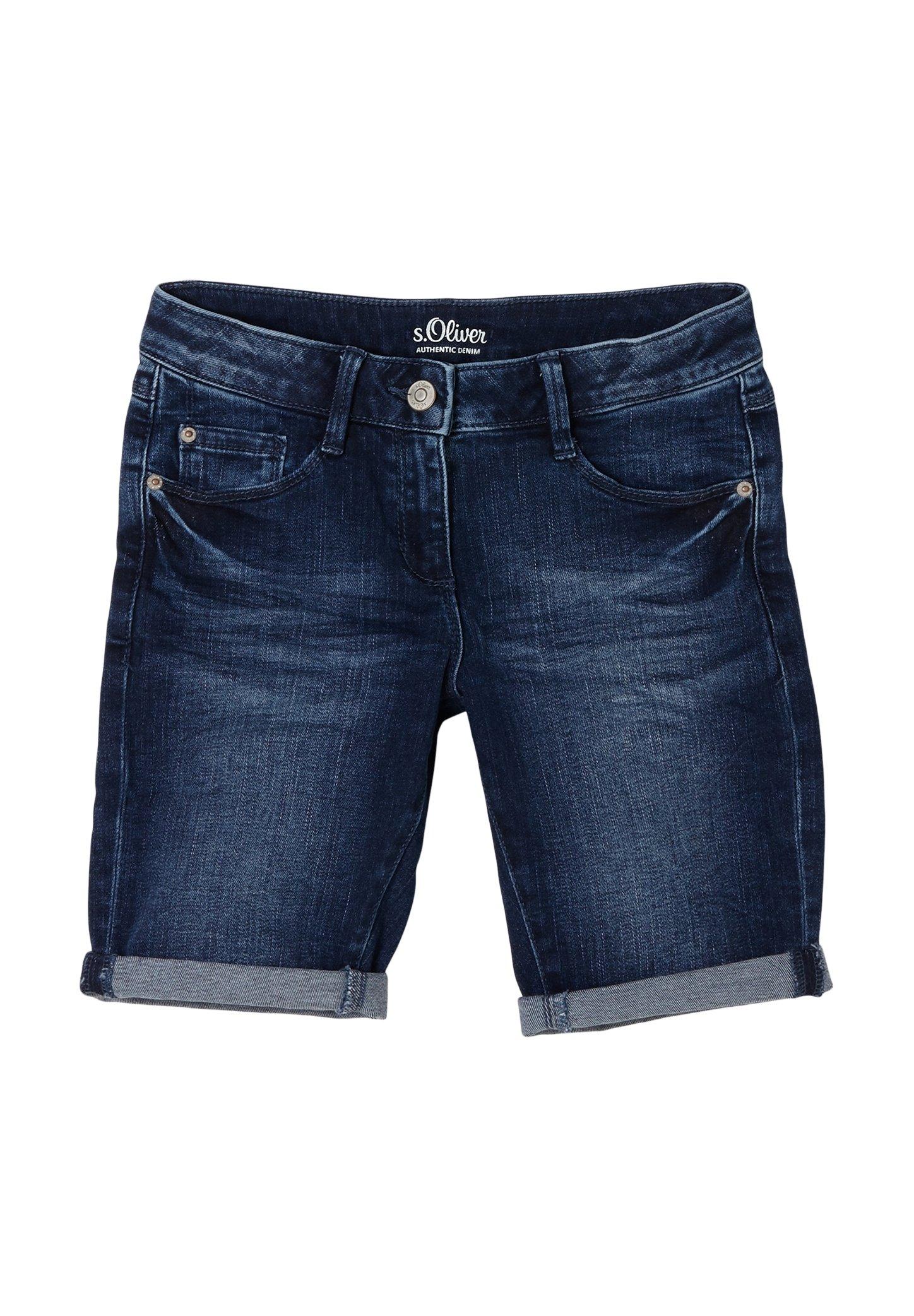 Kinder SLIM FIT - Jeans Shorts