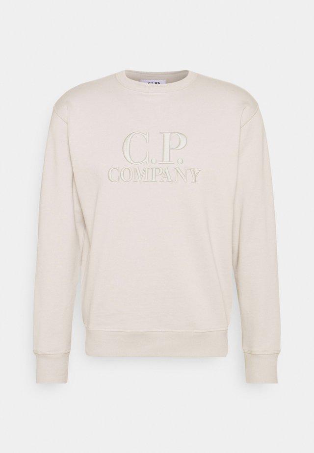 CREW NECK - Sweatshirt - moonstruck grey