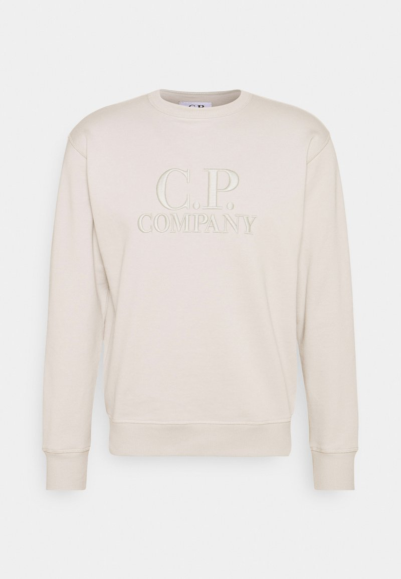 C.P. Company - CREW NECK - Sweatshirt - moonstruck grey