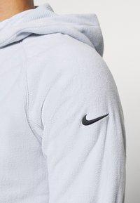 Nike Golf - THERMA HOODIE - Mikina skapucí - sky grey - 5
