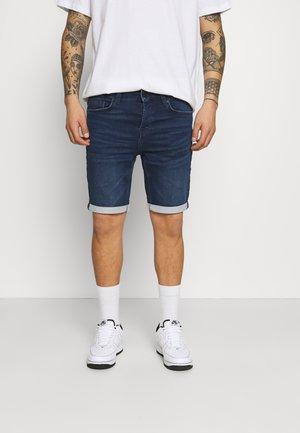 ONSPLY LIFE - Shorts - blue denim