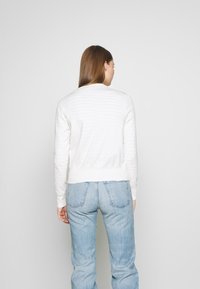Polo Ralph Lauren - CARDIGAN LONG SLEEVE - Chaqueta de punto - collection cream - 2