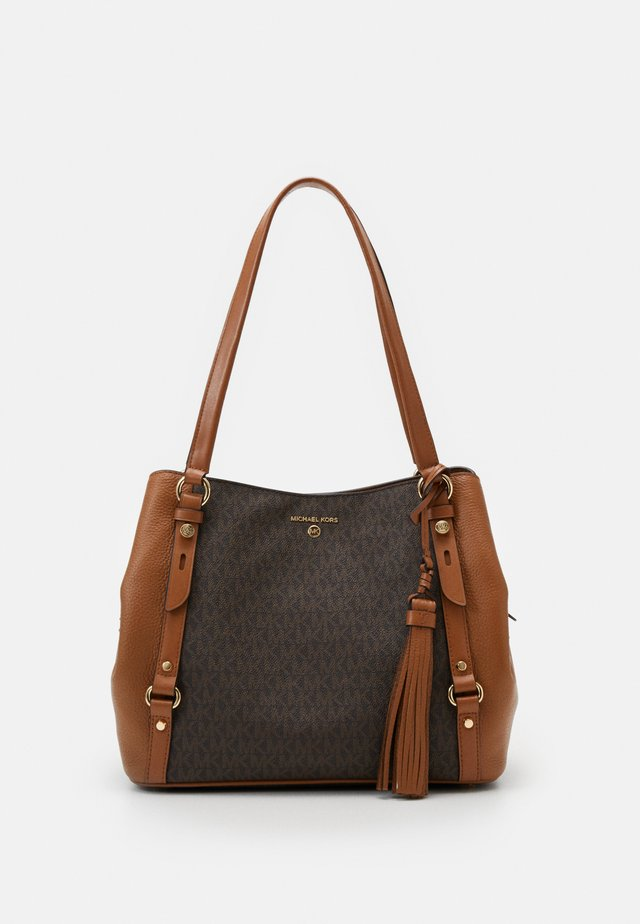 CARRIELG TOTE - Handbag - brown