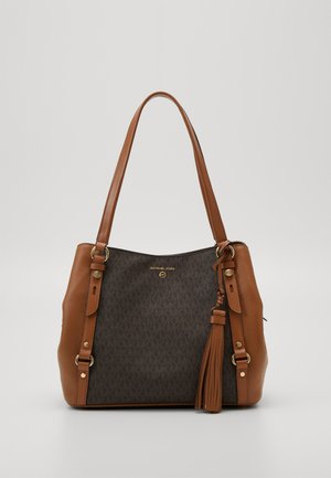 CARRIELG TOTE - Håndveske - brown