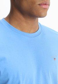 GANT - THE ORIGINAL - T-shirt basic - pacific blue - 3