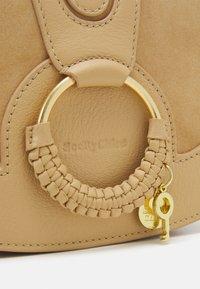 See by Chloé - Hana Evenning bag - Across body bag - seed brown - 7