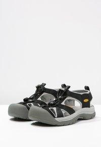 Keen - VENICE H2 - Outdoorsandalen - black/neutral grey - 2