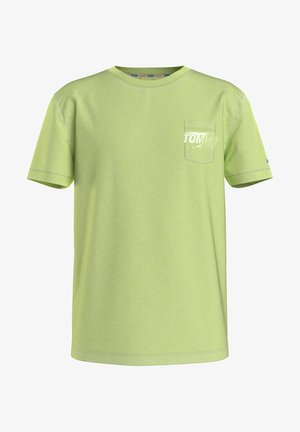 TJM POCKET GRAPHIC - T-Shirt print - limone