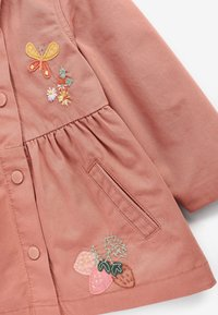 Next - EMBROIDERED - Light jacket - brown - 2