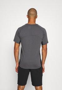 Champion - CREWNECK  - T-shirt sportiva - grey/black - 2