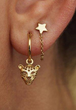 SET - Boucles d'oreilles - gold