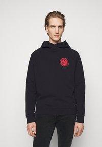HUGO - DAMEL - Sweatshirt - black - 0