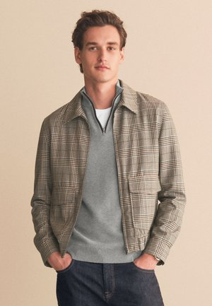 Light jacket - taupe