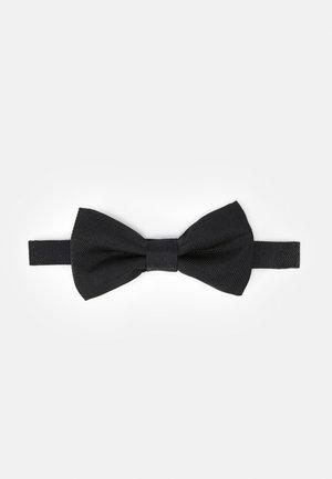 BIG BOW TIE - Bow tie - black