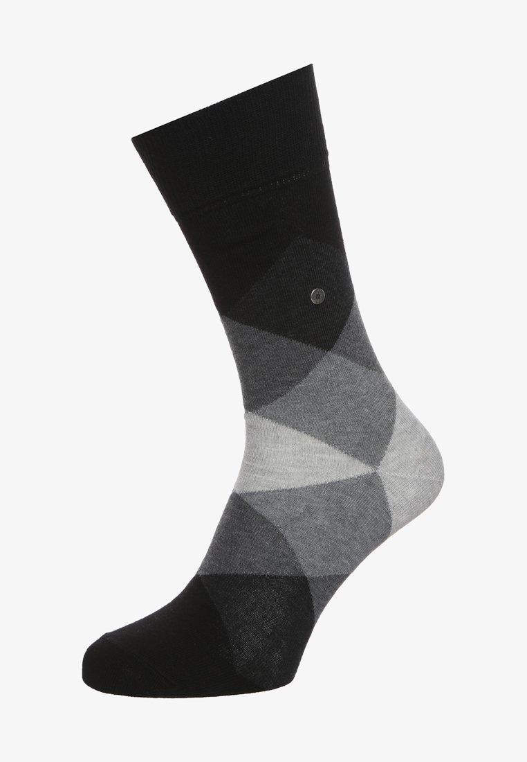 Burlington - CLYDE - Ponožky - black