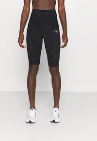 adidas by Stella McCartney - TRUEPUR - Legging - black - 0