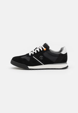 MIAMI COAST - Sneakers laag - black
