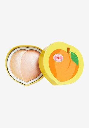I HEART REVOLUTION TASTY 3D HIGHLIGHTER - Highlighter - peach
