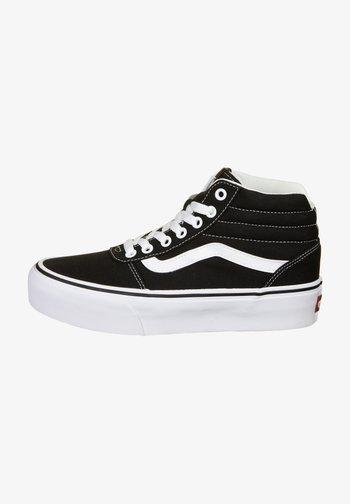 Chaussures de skate - black/true white